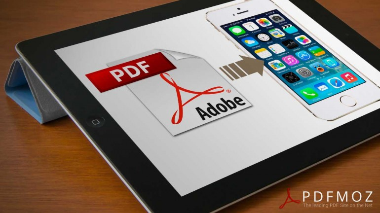 PDFS to iPhone