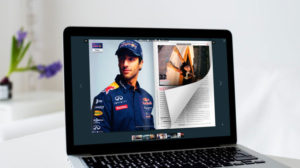 PDF to HTML5 flip book
